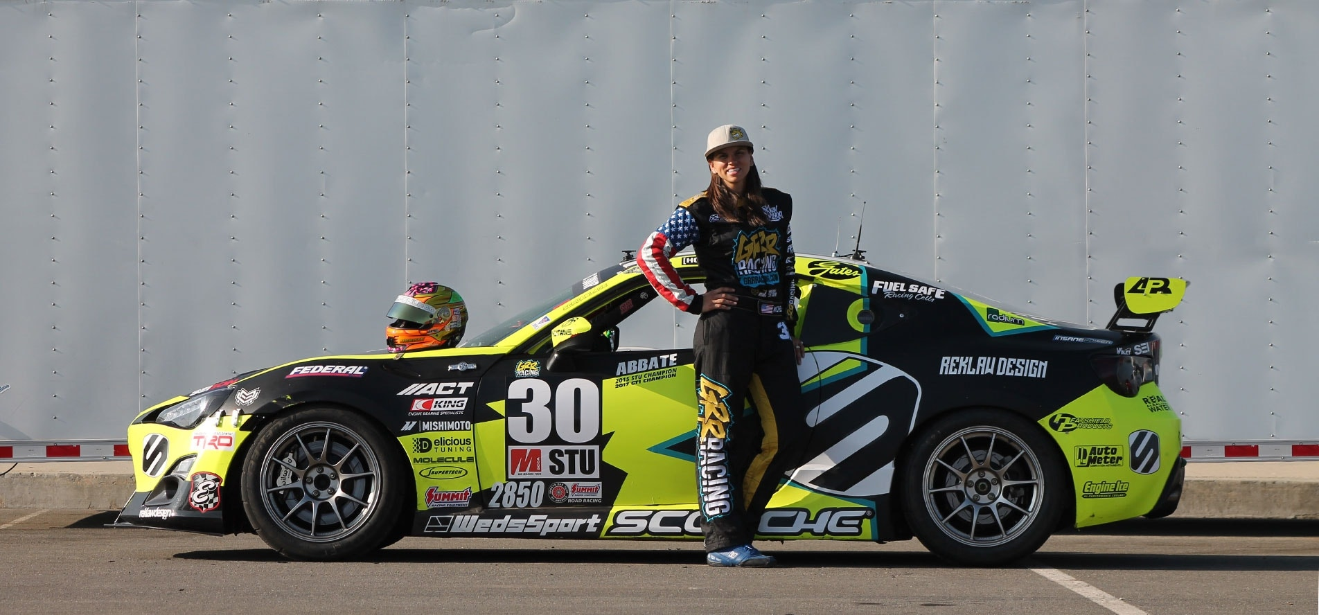 Michelle Abbate Racing Team