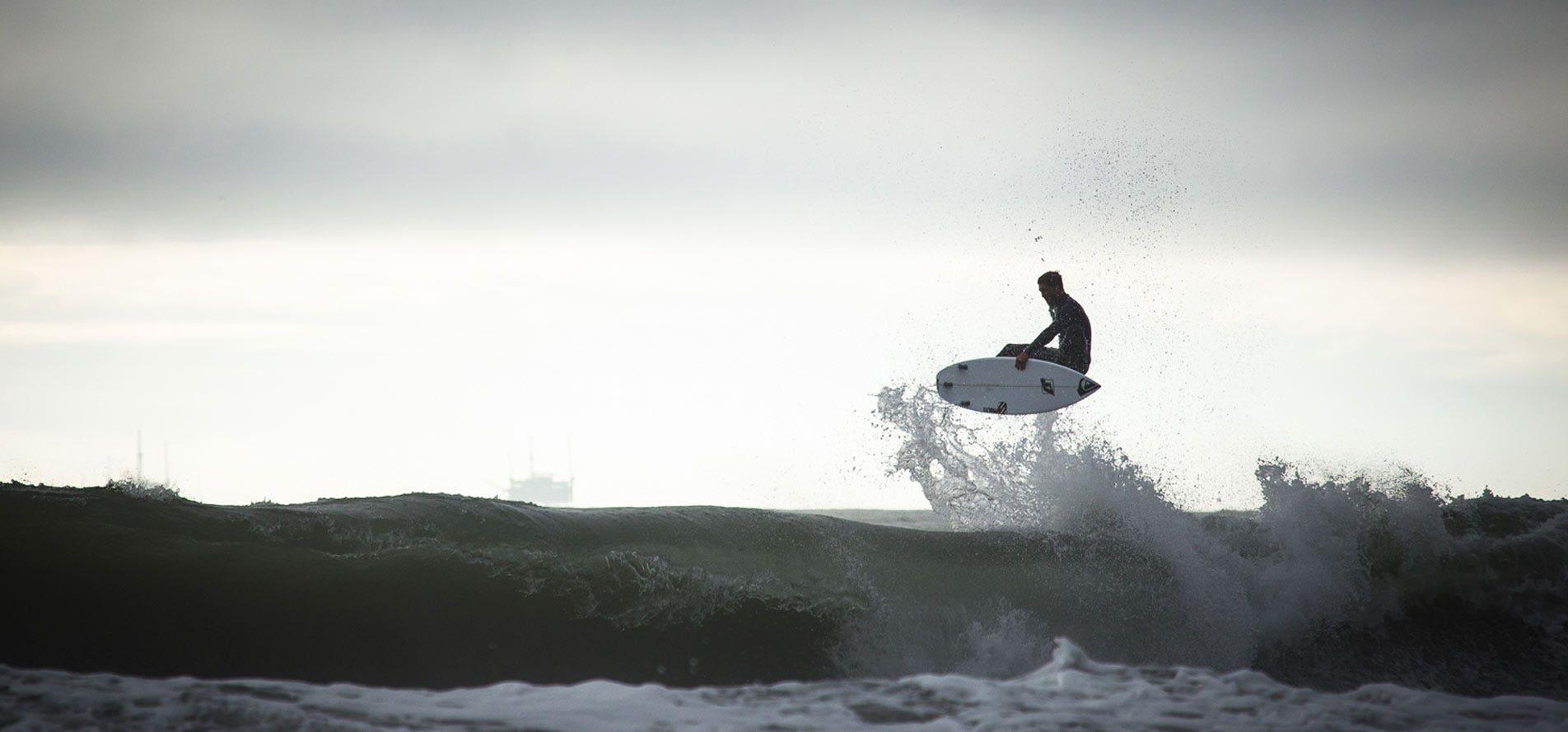 Mickey Clarke Surfer
