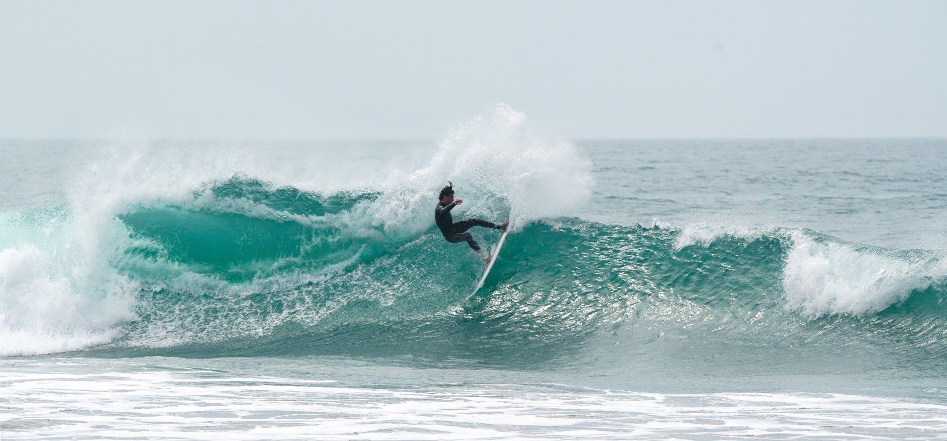 Ryder Alves Surfer
