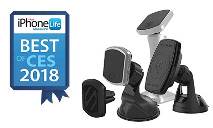iLife Best of CES Winner MagicMount Family of Magnetic Mounts
