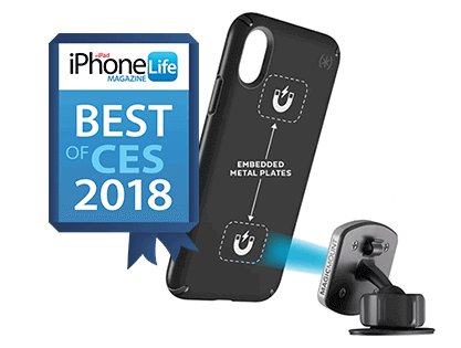 iLife Best of CES Winner Speck Collaboration