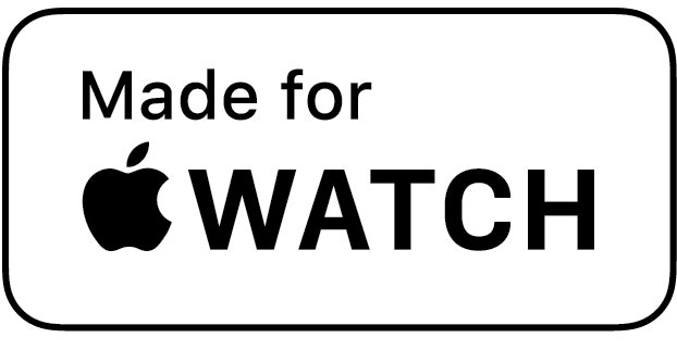 made for apple watch logo