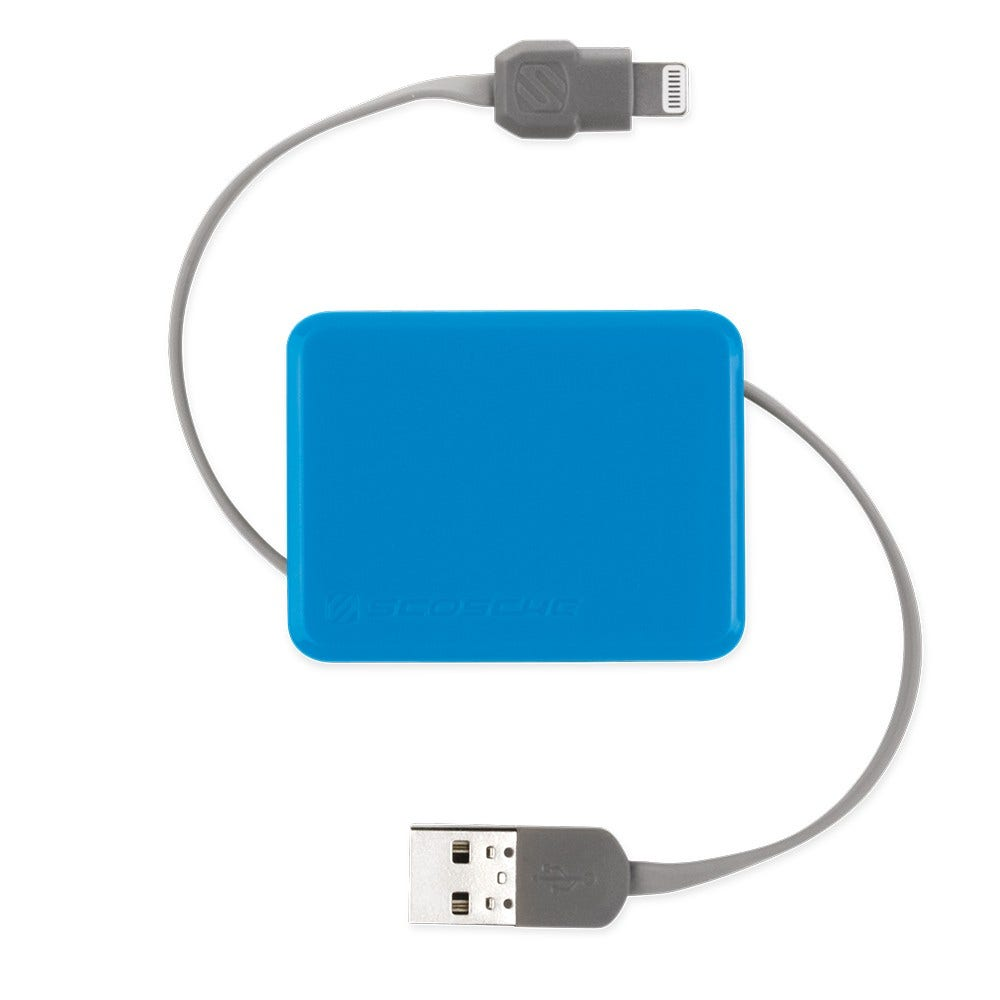 iPhone 5C Retractable Cable