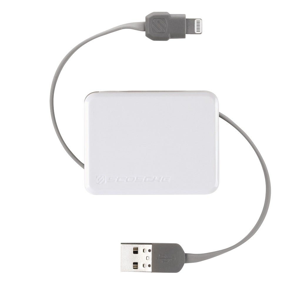 iPhone 5S Retractable Cable