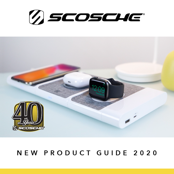 2020 Scosche Consumer Technology Lookbook