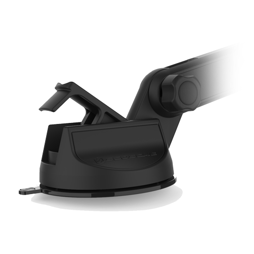 Suction-Cup Mount Base