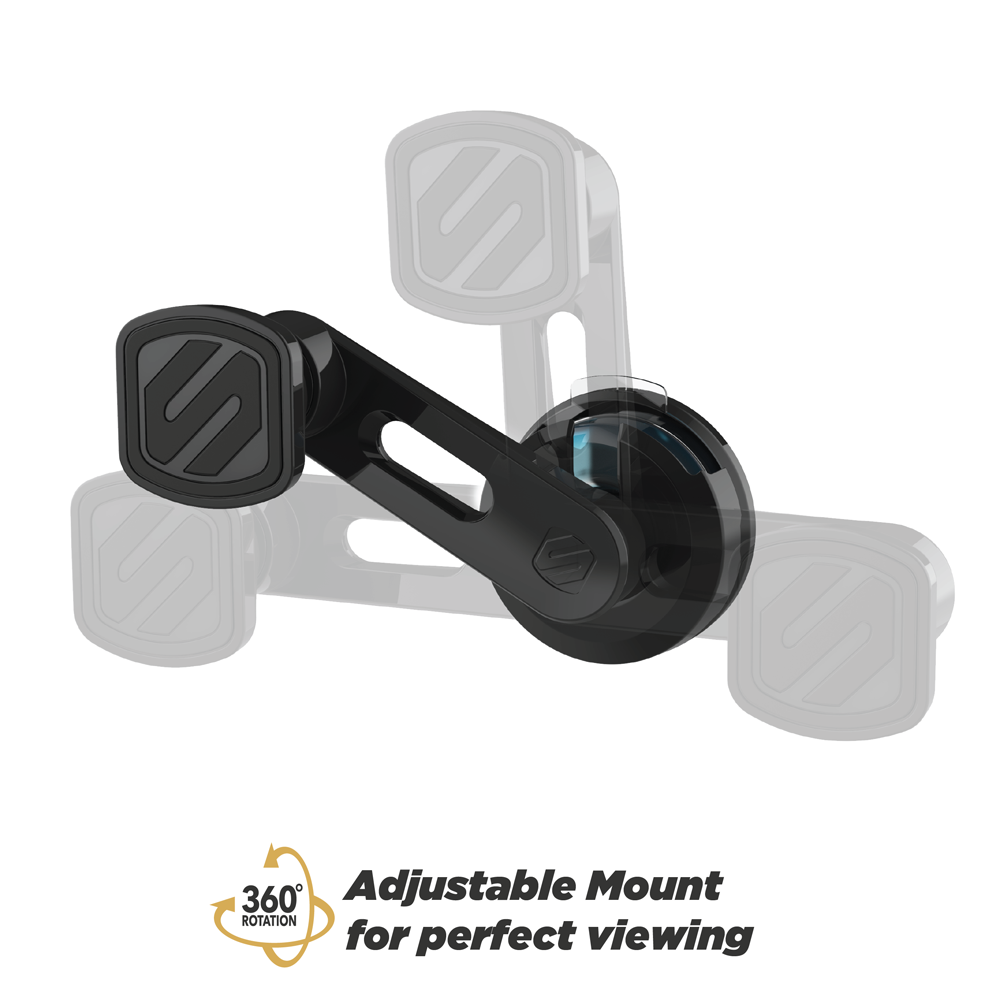 Phone Mount with freshner pod call outs