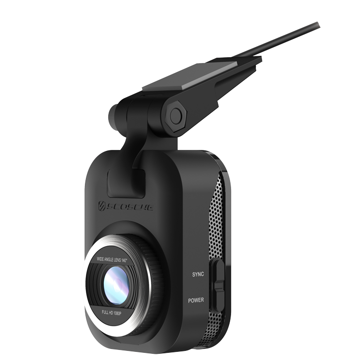 Adhesive Smart Dash Camera