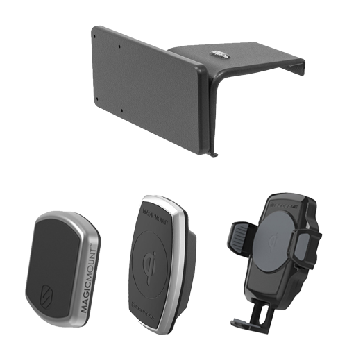 ProClip Phone Mount for 2011-2018 Jeep Wrangler