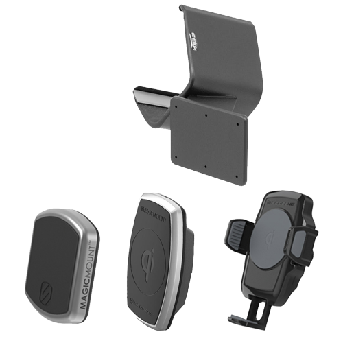 Proclip Phone Mount for 2012-2017 Subaru XV/Crosstrek, 2012-2016 Subaru Impreza and 2015-2019 Subaru WRX