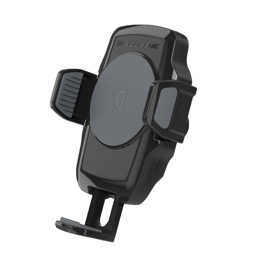 Universal Phone Mount with Qi Charger