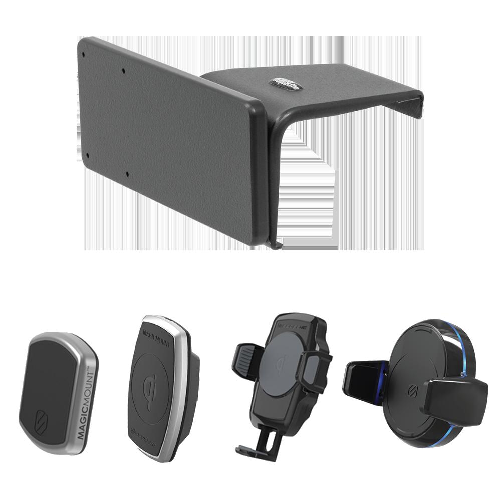 ProClip Phone Mount for 2011-2018 Jeep Wrangler