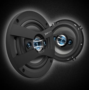 HD speakers