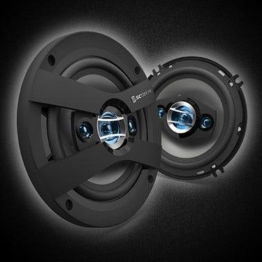 HD Speakers - 5.25