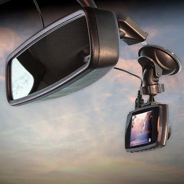 DDVR2 - 1080p HD DVR Dash Cam