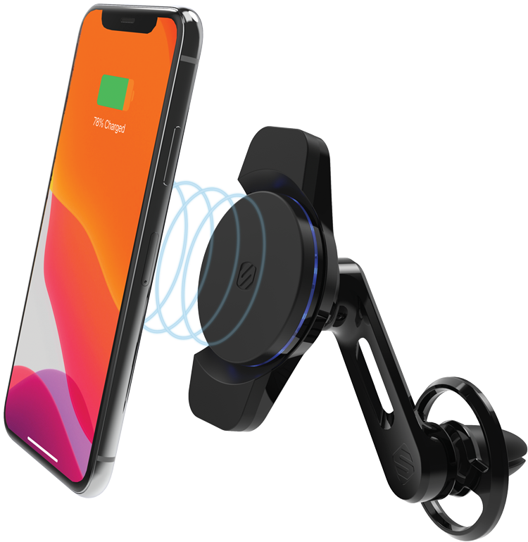 image of MagicMount Charge 3 Phone mount