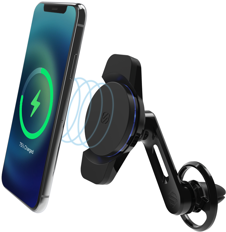 image of MagicMount Charge 3 Phone mount