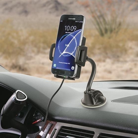 Wireless Charging Universal Window/Dash Mount