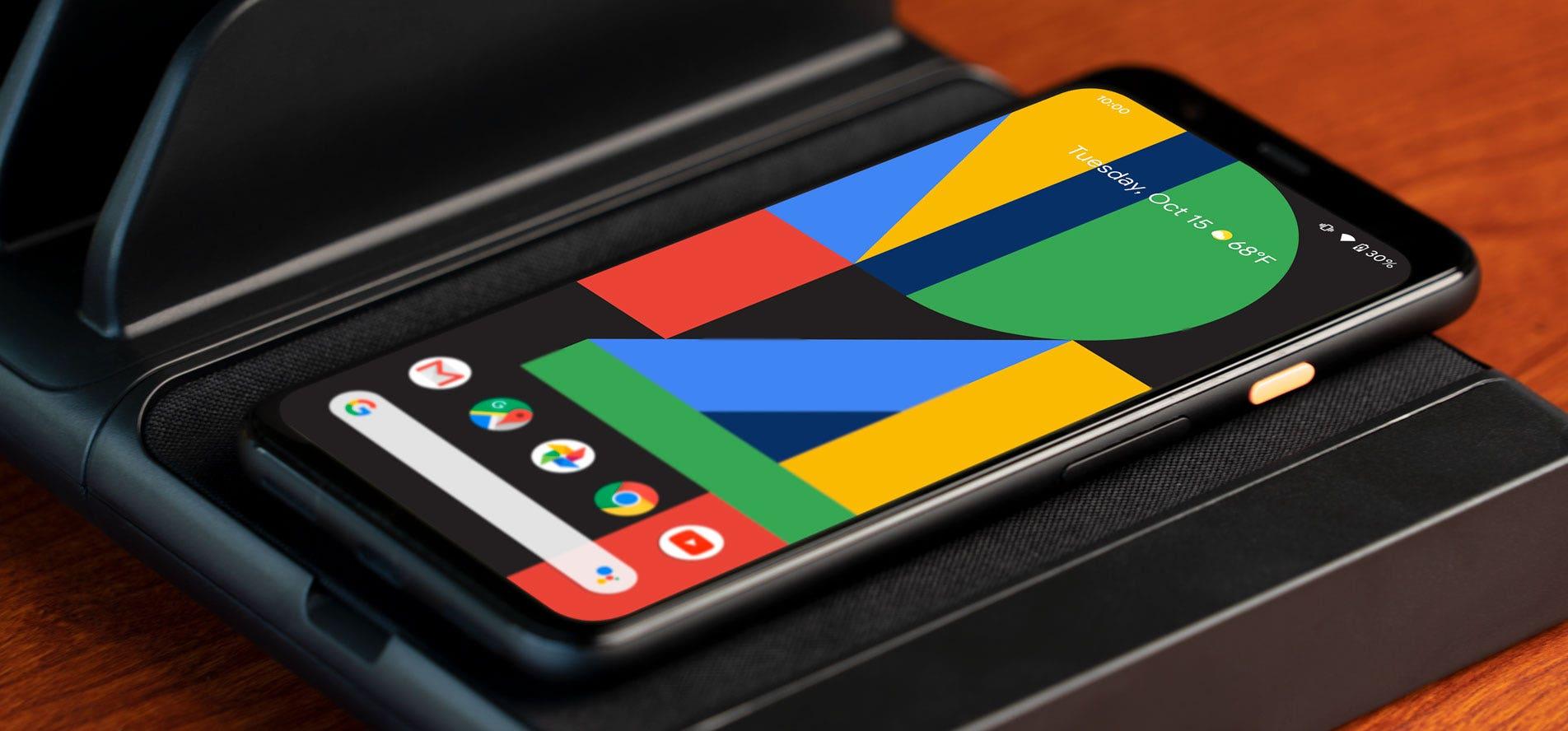 google pixel banner