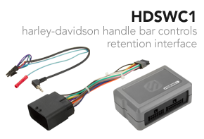 Harley-Davidson Handle Bard Controls Retention