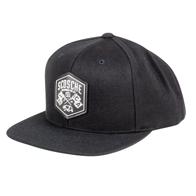 image of hat with logo