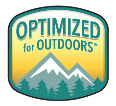 optimized outdoors