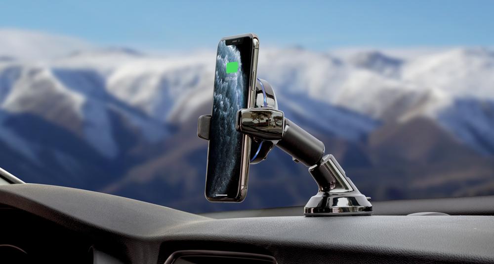 Window/Dash Double-Pivot Mount