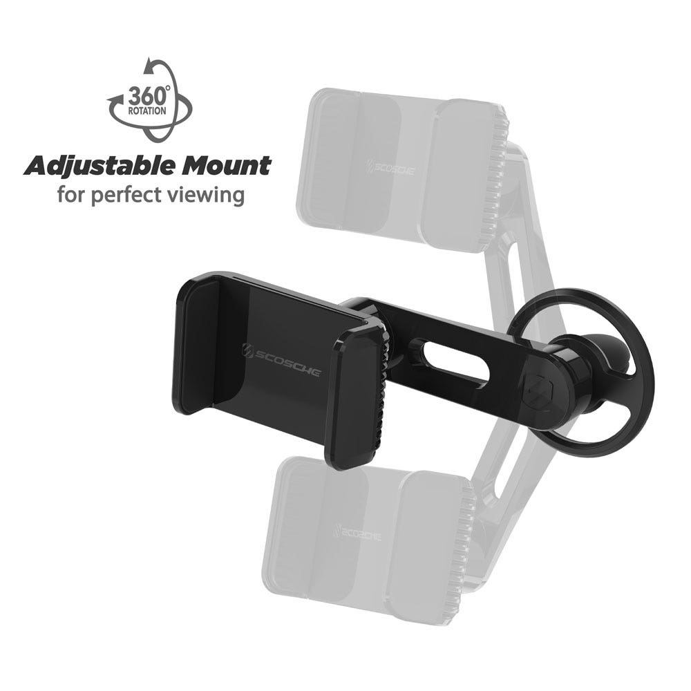 CarMount Universal Magnetic Phone/GPS FreeFlow Vent Mount for the Car