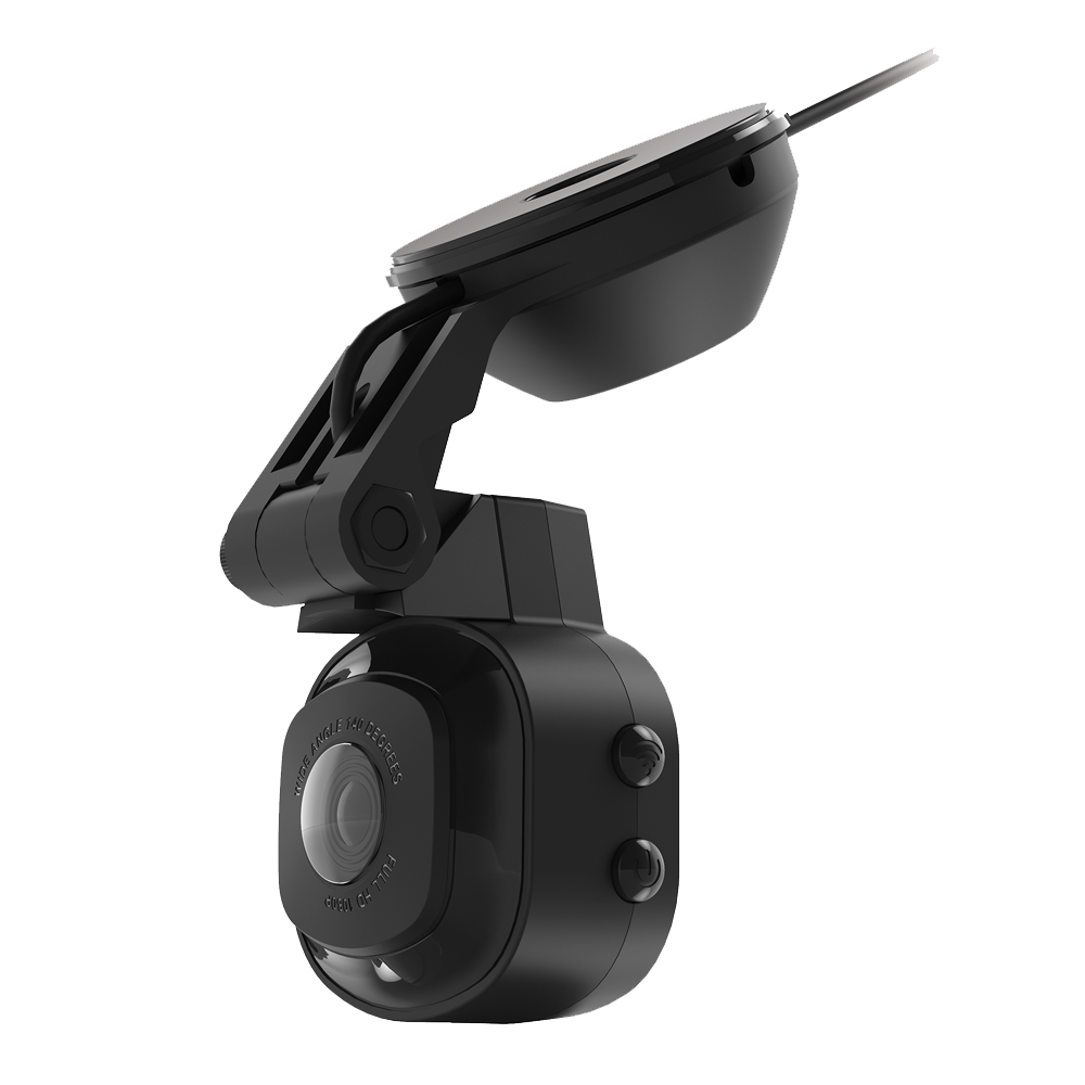 Suction-Cup Base Winshield Camera