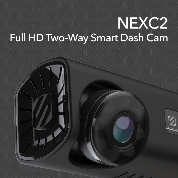 NECX2-Full HD Two way smart dash cam