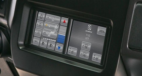 Integrated UAC Controls