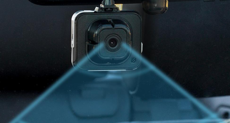 Camera with angle