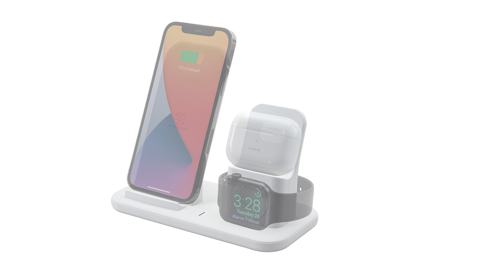 Wireless Charging Mount for Home/Office
