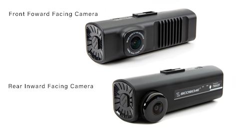 Camera showing both sides