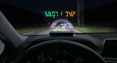 HUD580GC LS1 NightDrive 487