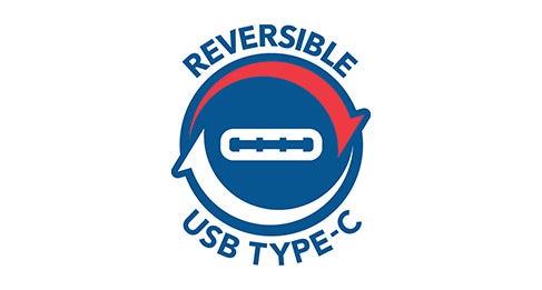 Reversable USB-C