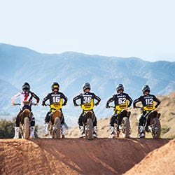 Rockstar Energy Husqvarna Factory Racing Team