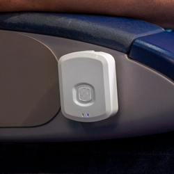 FlyTunes Wireless Bluetooth Audio Transmitter
