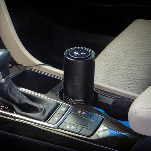 image of new car air filter