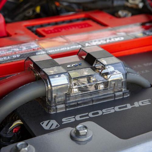 image of new EFX car audio accessories