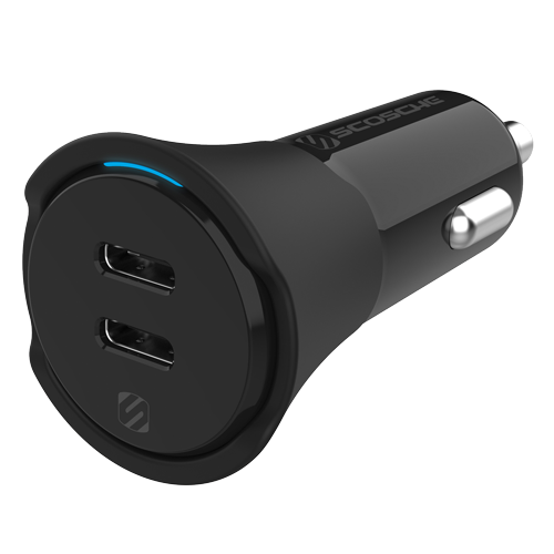 image of new car charger