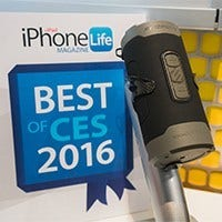 Best of CES 2016 - BoomBottle+ and BoomBottle H20