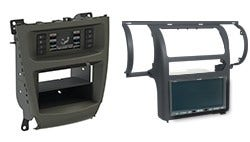 New Vehicle Audio Installation Kits