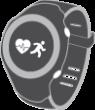 icon rhythm watch