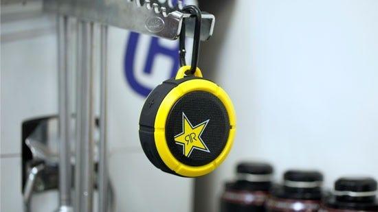 Rockstar Speaker