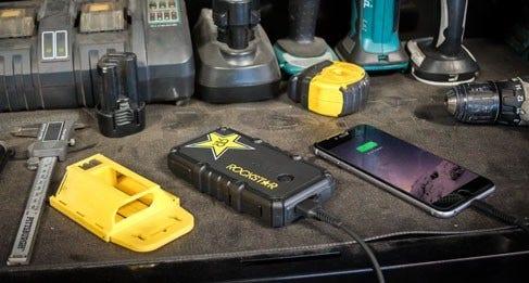 Rockstar PDP Backup battery RS toolbox 487