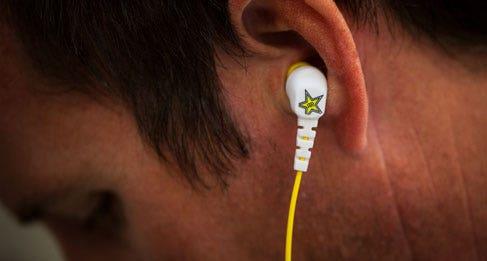Rockstar PDP thudbudsRS ear 487