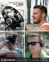 TW HeadphoneSuppliment AR1 advertisement