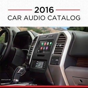 CAR AUDIO Cover