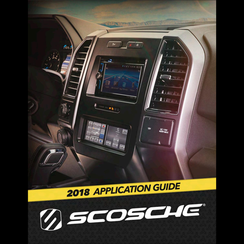 2018 Scosche Application Guide